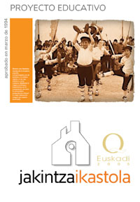 Proyecto Educativo de Jakintza Ikastola en castellano