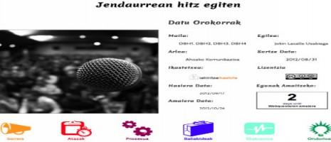Jendaurrean_hitz_egiten